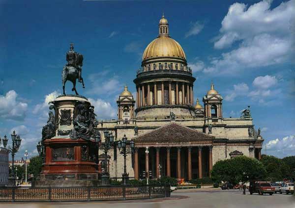 Основные экскурсии в Санкт-Петербурге
