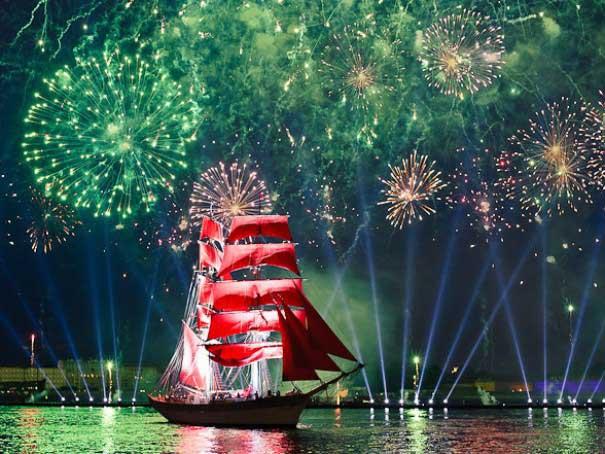 Экскурсионный тур «Алые паруса 2016.»