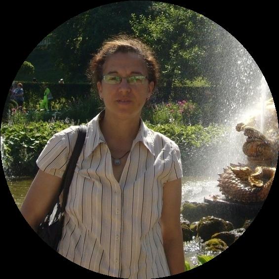 Гид-переводчик с английского Екатерина Капитонова