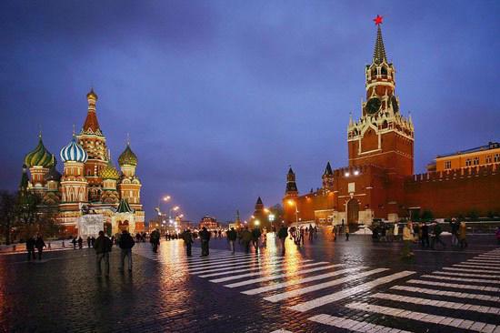 Программа для школьников - Москва 3 дня и 2 ночи