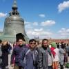 Еще один фотоотчет: Москва, Санкт-Петербург, Байкал!