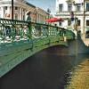 Зелёный мост, Санкт-Петербург
