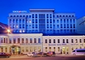 Отель «Sokos Hotel Vasilievsky» СПб