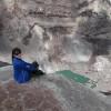 11. кратерное озеро влк.Горелый