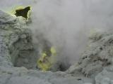13.в кратере Мутновского влк