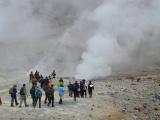 14.В кратере Мутновского влк