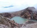 14.кратерное озеро влк.Горелый