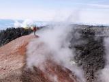 16.На Авачинском вулкане