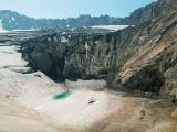 5.в кратере Мутновского влк