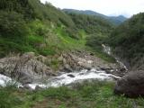 6. ручей Желоб на пути к Дзендзуру