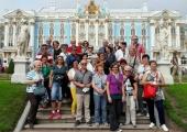 Экскурсионное обслуживание в СПб и пригородах