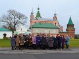 Тур по святым местам Ленинградской области