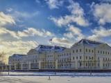 Residence of Plenipotentiary Representative the President. Yekaterinburg, Russia