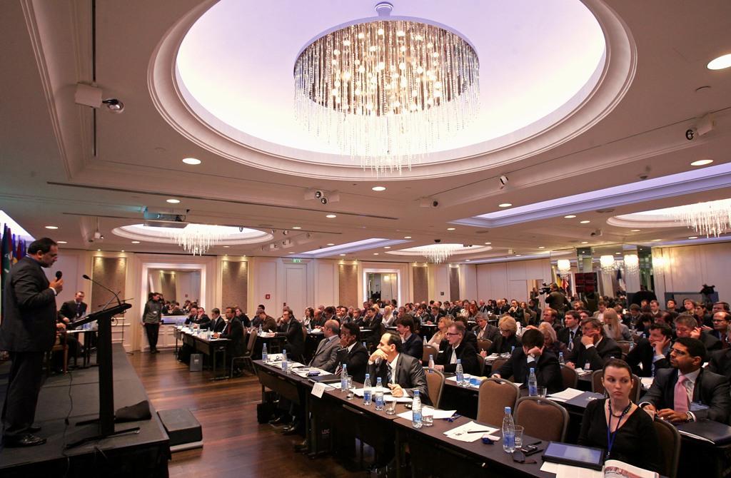Организация конференций